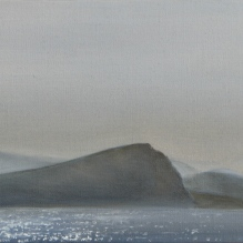 "Greek Islands I, 8"" X 10"", Oil on Belgian Linen"